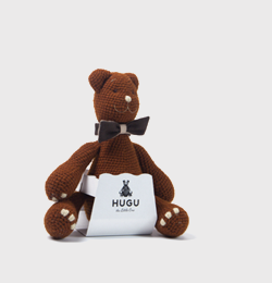 Chocolate(with the little pocket behind the bear' tie ,where is a little note inside) in stock